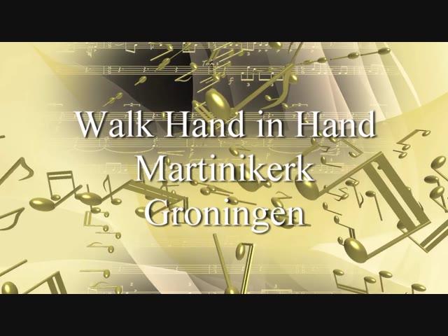 Walk Hand in Hand